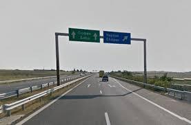 """Движението по магистрала """"Тракия"""" е ограничено"""