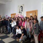 """Ден на розовата фланелка в ОУ """"Петко Р. Славейков"""""""