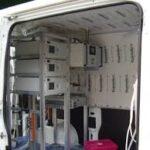 Мобилна лаборатория мери качеството на въздуха в Пещера