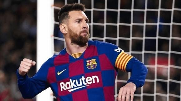 Меси с два гола и пропусната дузпа при 3:2 над Валенсия