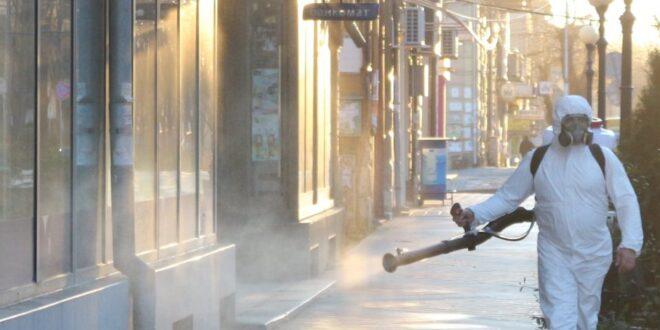 В Брацигово ще се извърши дезакаризация и дезинсекция на обществени места