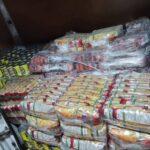 В Пещера семейства ще получат по един хранителен пакет от БЧК
