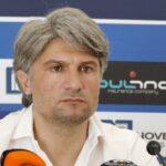"""""""Левски"""" се раздели със спортния си директор Ивайло Петков"""
