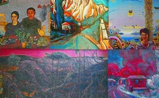 Стоимен Стоименов – Тимчо с изложба в София