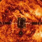 """Европейската сонда """"Солар орбитър"""" за първи път се доближи до Слънцето"""