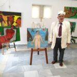 """Спаро Кънев """"Императора"""" откри своя самостоятелна изложба"""