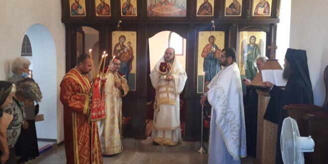 Болничен параклис отбеляза храмов празник