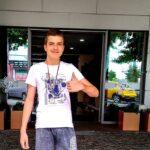Пламен Стоянов спечели бронзов медал на  Държавното индивидуално първенство по ускорен шахмат за юноши