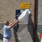 Кметът Йордан Младенов откри паметна плоча на Васил Куманов в К. Димитриево