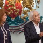 Акад. Антон Дончев получи почетния плакет на вицепрезидента