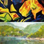 Преподаватели от пловдивската художествена гимназия гостуват на галерията в Пещера