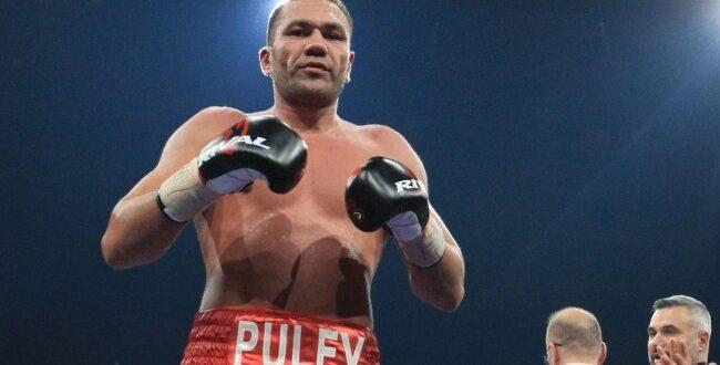 Кубрат Пулев и Джошуа излизат на ринга на 12 декември