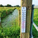 Август е бил най-топлият месец, регистриран някога