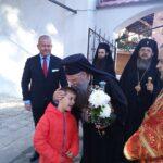 """Храмов празник отбелязаха пещерци в катедрален храм """"Св. Димитър"""""""