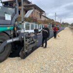 Продължава изпълнението на текущи ремонти по уличната мрежа в общината
