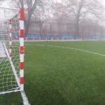 """Изпълнено : Ново мини футболно игрище и комбинирано игрище за баскетбол и волейбол в ПГХВТ """" Ат. Ченгелев"""""""