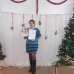 Нови награди и отличия за Николина Барбутева