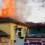 Семейство от Капитан Димитриево остана без дом след пожар