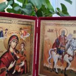 На Богоявление : Йордан Младенов получи дар от пещерските свещеници