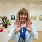 Милка Павлова ще открие своя изложба в месеца на влюбените