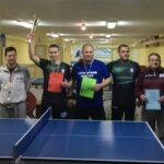 Завърши XX национален турнир организиран от Спортен клуб по тенис на маса Пещера