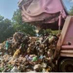 Сметопочистващата фирма на Велинград чисти за своя сметка нерегламентирано сметище край Драгиново
