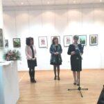 Милка Павлова представя живопис, енкаустика, акрил и акварел