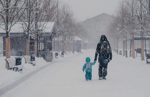 В област Пазарджик – жълт код за валежи от дъжд и сняг