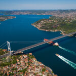 Istanbul Bosphprus, Turkey