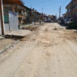 """Започва асфалтирането на улиците """"Георги Кьосеиванов"""",""""Иван Вазов"""" и """"Изгрев"""""""