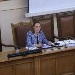 Ива Митева е председателят на 45-ото Народно събрание
