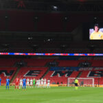 """По 22 500 зрители на """"Уембли"""" на Евро 2020"""