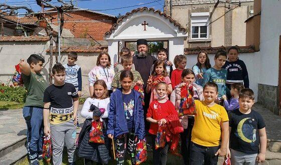 """От пощата :ОУ """"П. Р. Славейков""""  допринася за ценностната образованост и възпитание на младите хора"""