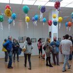 Ученици от Пещера със свои картини в градската художествена галерия