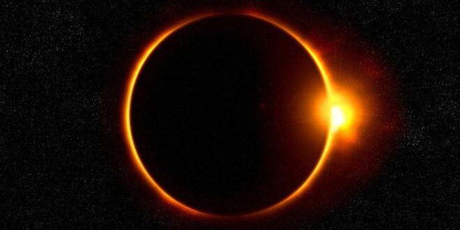 Пръстеновидно слънчево затъмнение на 10 юни
