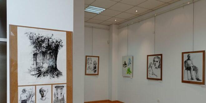 """""""Учебни рисунки"""" представя класически етюди, проучвателни и експериментални рисунки"""