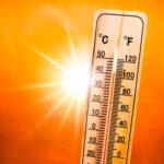 Жълт код за петък - високи температури!