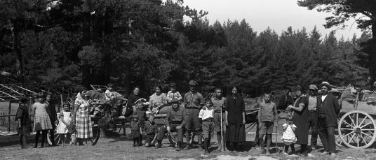 И до днес : 48 дни селището Свети Константин над Пещера е място за отдих