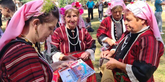 Започна провеждането на V Национален фолклорен събор на народното творчество в Свети Константин