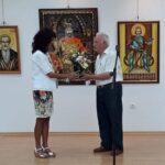 Изложбата на художника Иван Гарабитов е отворена за посетители