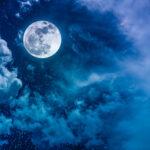 Синя луна ще наблюдаваме тази вечер