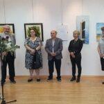 """Изложбата """"7х6"""", е открита в ХГ """"Проф.Веселин Стайков"""""""
